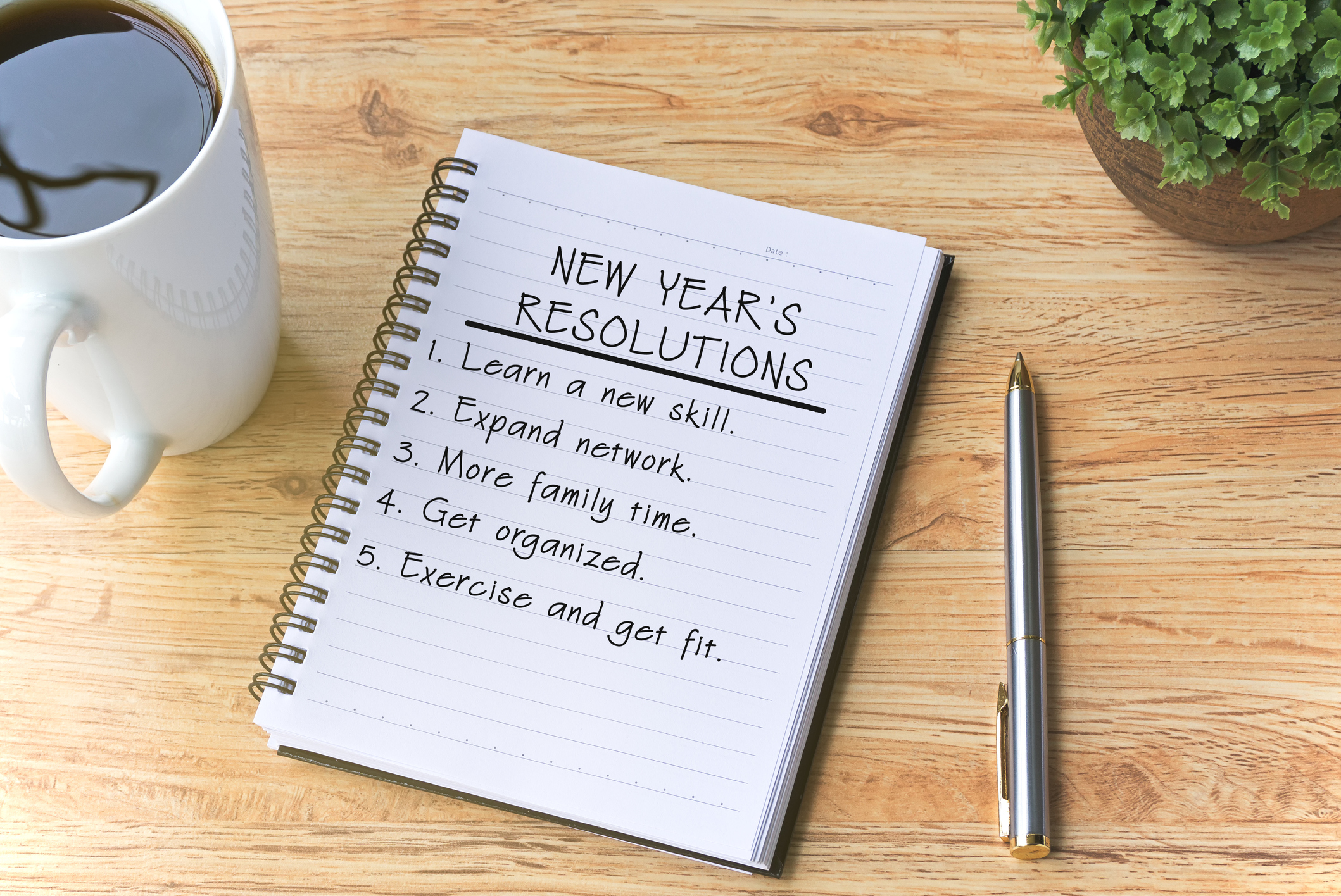 New Year's Resolutions that Make Aging More Enjoyable ...